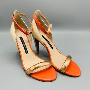 French Connection Ankle Strap Sandals
